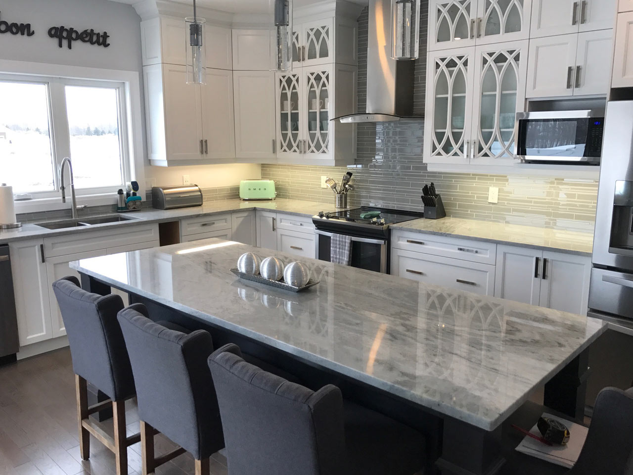 Kitchen Countertops in Ottawa