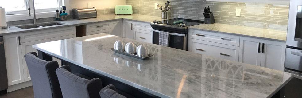 Kitchen designs by Stonesense in Ottawa