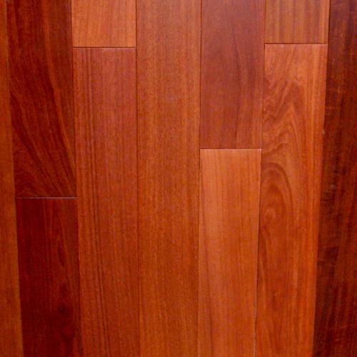 Exotic cabreuva hardwood flooring