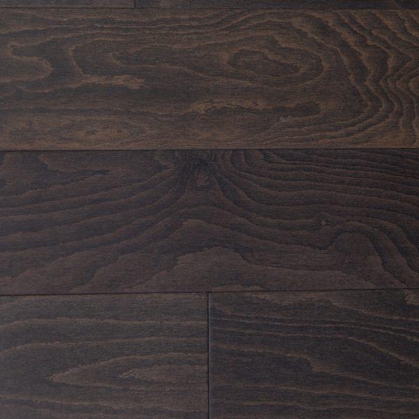Maple charcoal engineered hardwood flooring in Ottawa