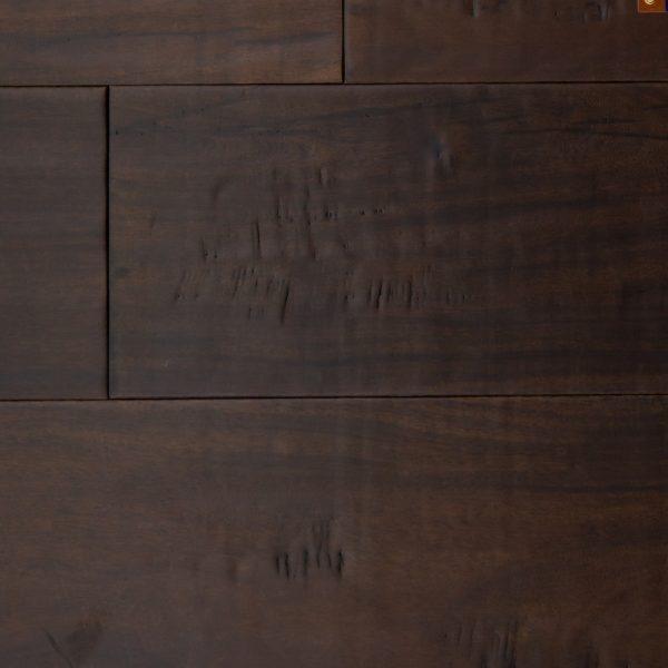 Exotic walnut milan engineered hardwood flooring in Ottawa
