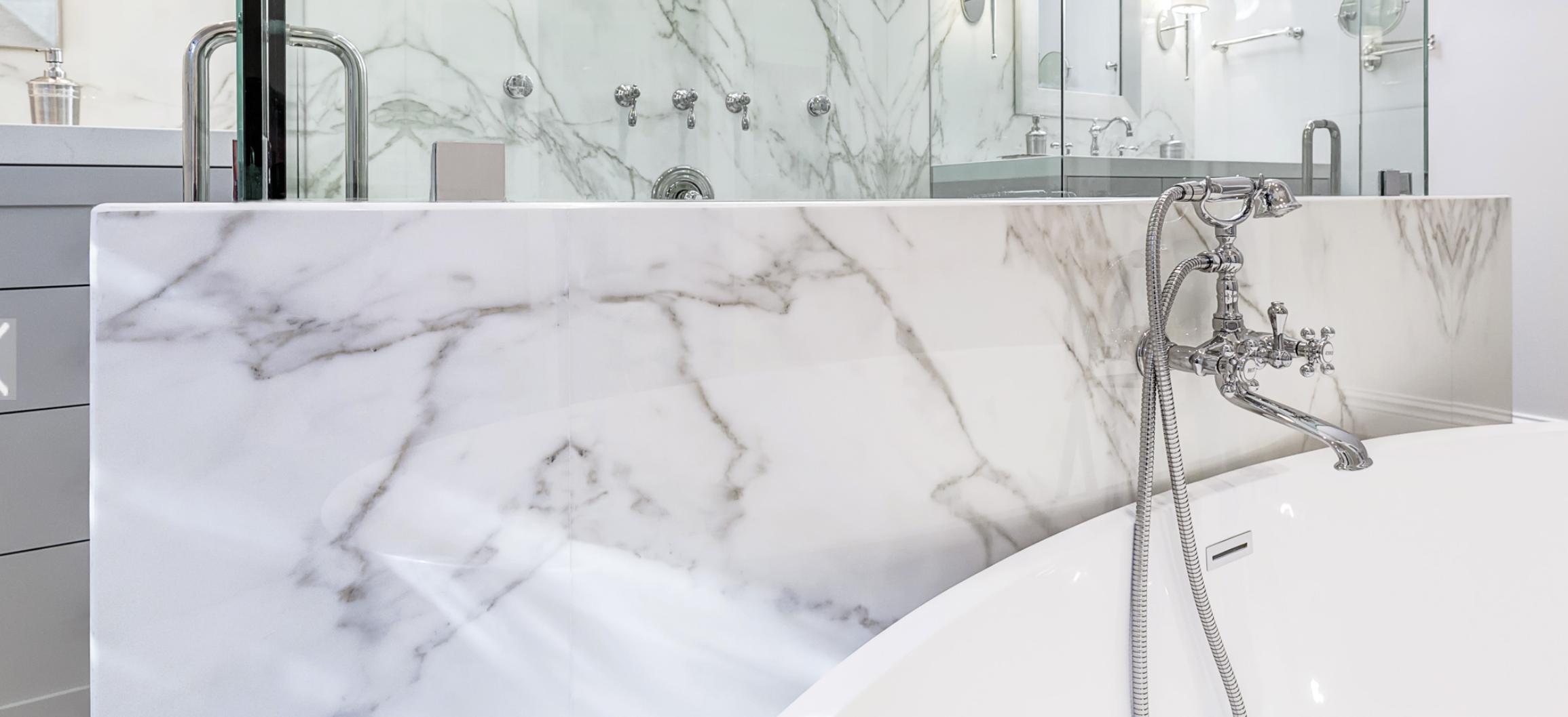 Neolith Porcelain for your Ottawa bathroom