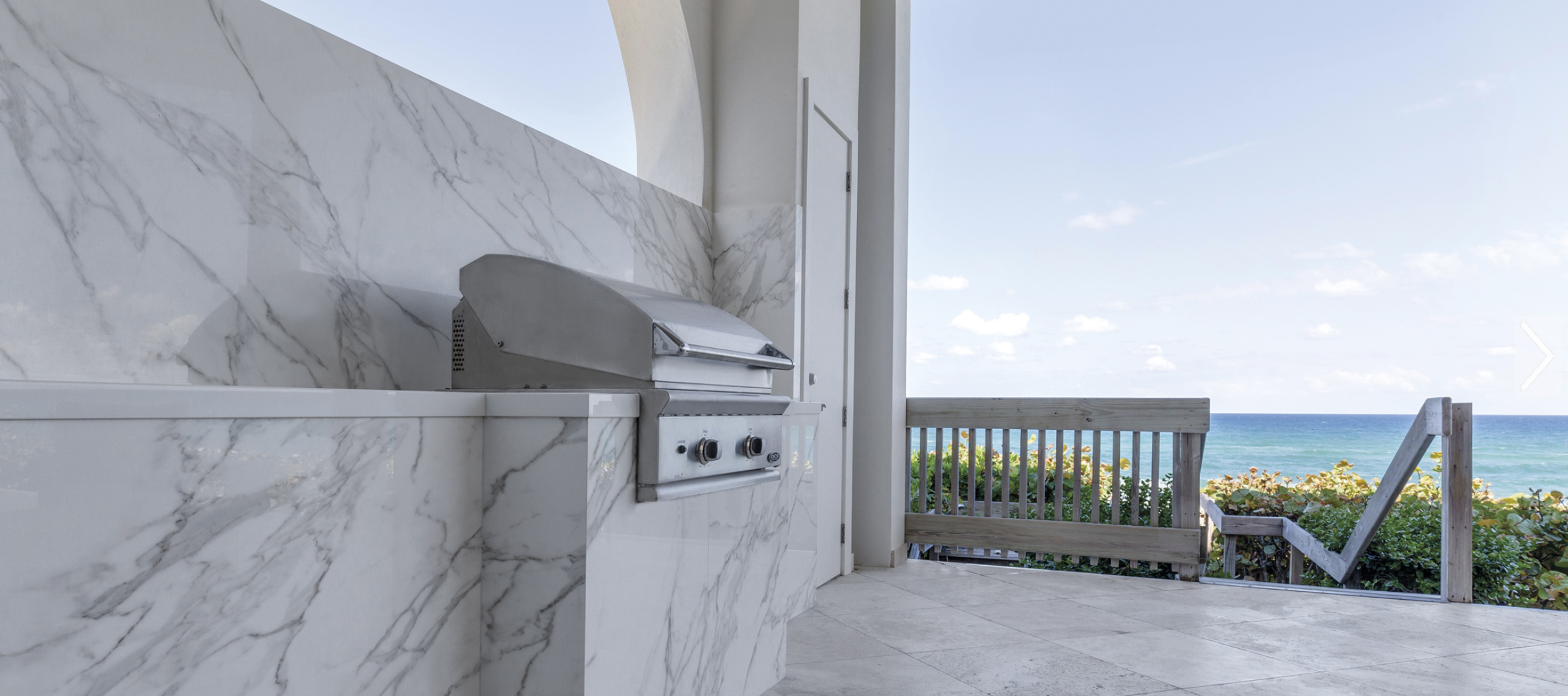 Neolith porcelain for outdoor use in Ottawa