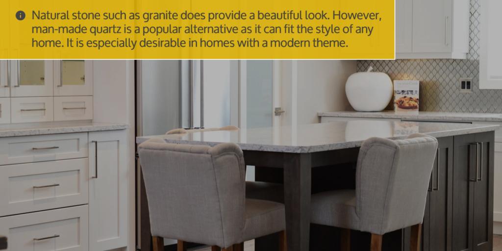 Increased Home Value with Quartz Countertop | StoneSense