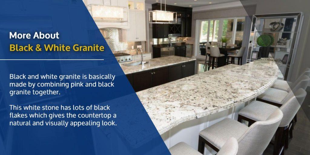 More About Black & White Granite   different kinds of granite   StoneSense]