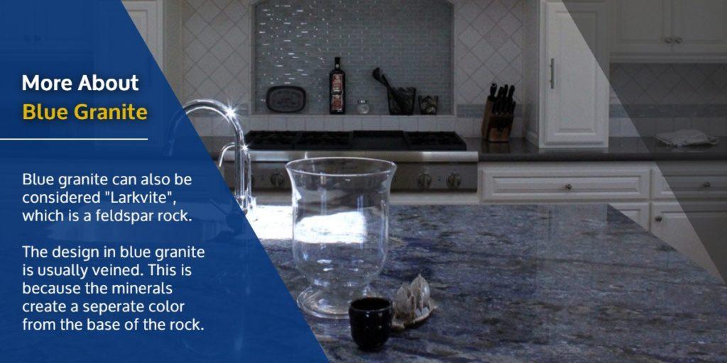 More about blue granite   StoneSense