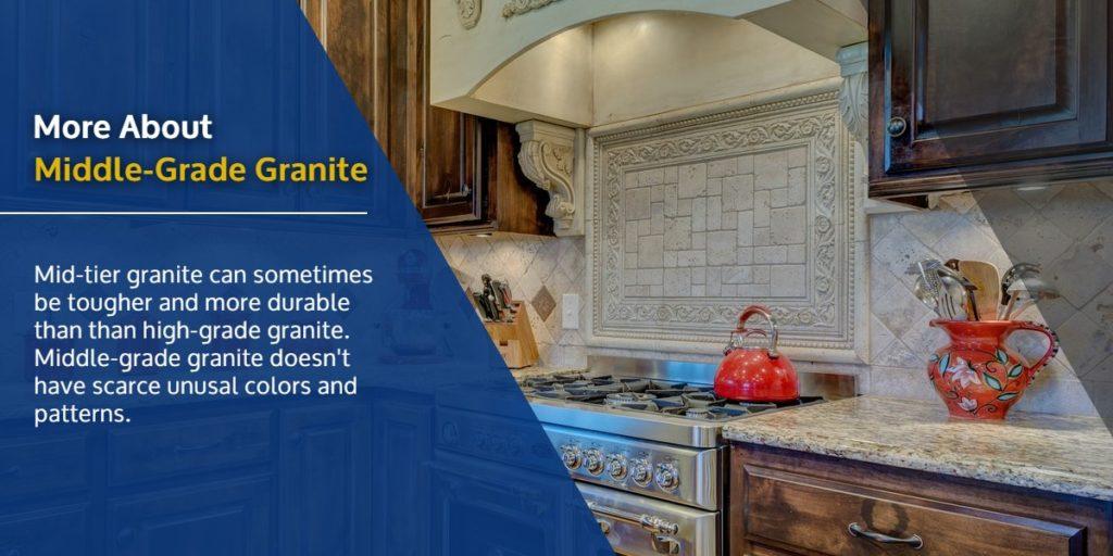 More About Middle-Grade Granite | different grades of granite | StoneSense