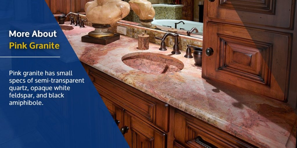 More About Pink Granite   different kinds of granite   StoneSense