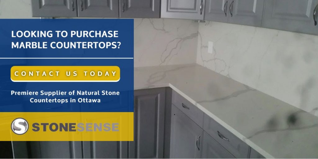 Looking to purchase marble countertops? | Are Marble Countertops Heat Resistant? | StoneSense
