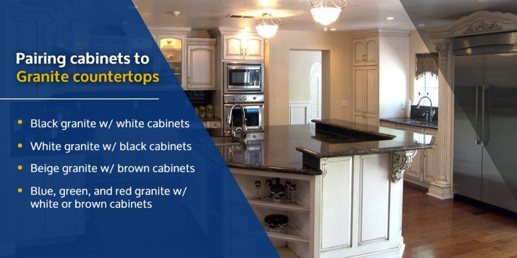 Pairing cabinets to Granite countertops | Which Granite is Best for Kitchens? | StoneSense
