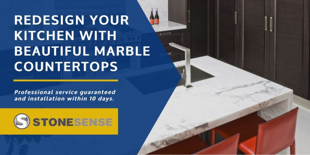 Redesign your kitchen with beautiful marble countertops | StoneSense