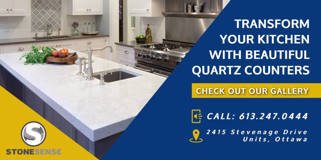 Transform your kitchen with beautiful quartz counters | StoneSense
