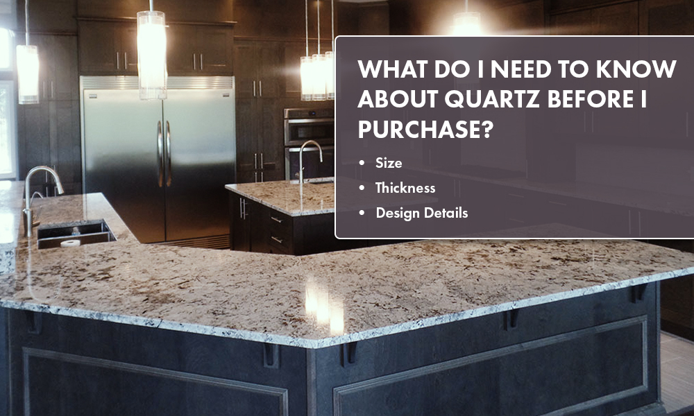 What do I need to know about quartz before I purchase